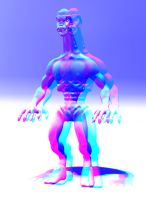 anaglyph by Duffator