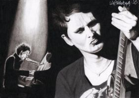 Matthew Bellamy - Muse by Idobert