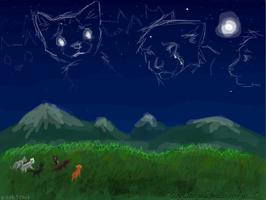 Tears of StarClan by Zephyrkit