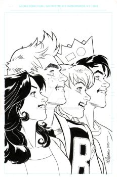 The Archies by BroHawk