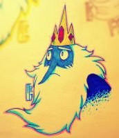 The Ice King by Kaweki
