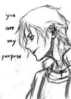 You are my purpose by 4ntediluvian