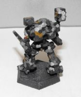 WHM-6R Warhammer for Steel Raven, Back by TheCentipede