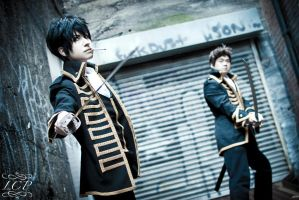 Gintama: Alley Patrol 2 by LiquidCocaine-Photos