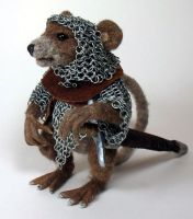 Rataghast of the Tower Guard by mysticalis