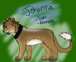 Johanna by LarsonCross