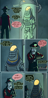 Fallout NV - Robot Relations by eraserman