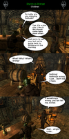 Skyrim is Strange - Children by HelloMyNameIsEd