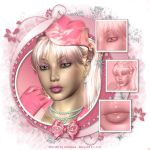Pink Glamour by biene239