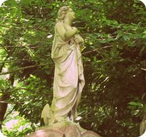 Highgate cemetary 1 by an-neo