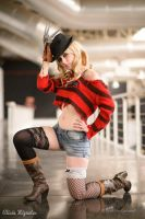 Freddy Krueger by AliciaMigueles