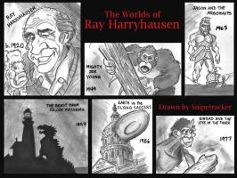 The Worlds of Ray Harryhausen, Part I by Snipetracker