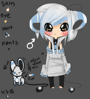:ADOPT: Speaker Mouse 1 :: C L O S E D :: by aexlyii