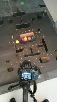 Stop Motion work witgh PacMan by Xanmon