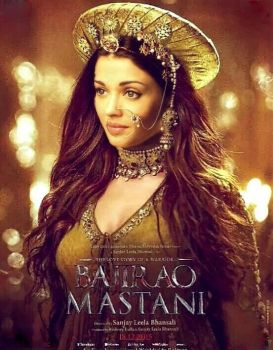 Aishwarya Rai Bachan as Mastani by LadyRaw90