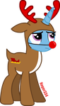 Rudolph by Roger334