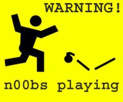 WARNING n00bs playing by KodyYoung