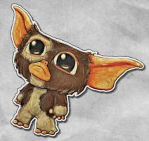 Sticker Gizmo by Too-Much-Bowser