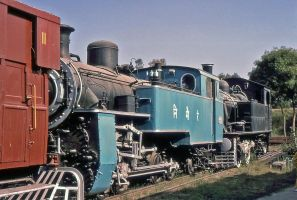 Mixed gauge double-header! by Brit31