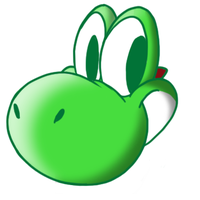More of Yoshi by LizkMB