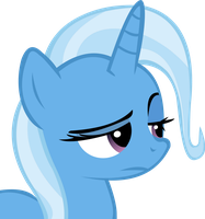 Trixie Vector - 01 Really? by CyanLightning