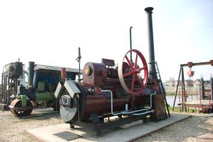 Dutch Steam Engine Museum 8 by steppelandstock