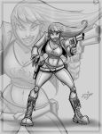 Femme Fatales  Tac by ZipDraw