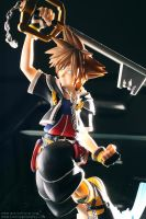 KHII: Sora Static Arts by BlackMageAlodia