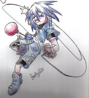 Genis Sage by SmithyGCN