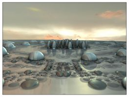 Stoned Henge by bluefish3d