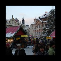 Christmas Market by Saved-from-Myself
