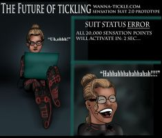 The Future Of Tickling by Bigfootfantasies