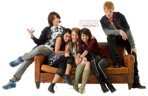 PNG 43 - Lemonade Mouth by odds-in-favour