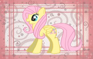 Fluttershy by raptor007