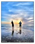 Standing on water by silvioi