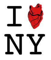 I Heart New York by mattcantdraw