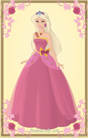 Blair Willows { Barbie: Princess Charm School } by kawaiibrit