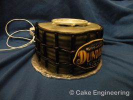 Air conditioner cake by cake-engineering