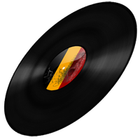 Vinyl disc by Ornorm