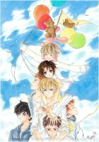 Ouran: SKY HIGH. by cartoongirl7