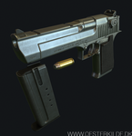 IMI Desert Eagle by Kosai106