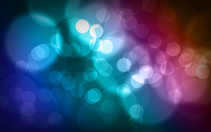 Bokeh Wallpaper by Grayda