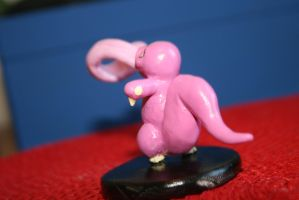 Lickitung 3 by souffle-etc