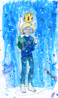 Finn The Human by ProfessorDeLune
