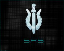 SAS Wallpaper 1280x1024 by krumbi