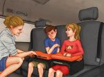 carseats : safe and snug by AnirBrokenear