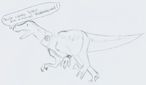 H.E.Vilociraptor by Wolf-Sis-the-Small