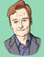 Conan O'Brien by thesometimers