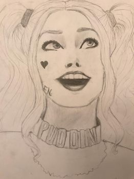 Harley Quinn by sprinkles1766