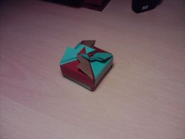 origami gift box! by MasterMaglor